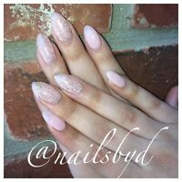 Quality gel nails ! 10 day guarantee !