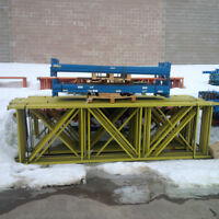 Used TripleA Frames and Beams for sale