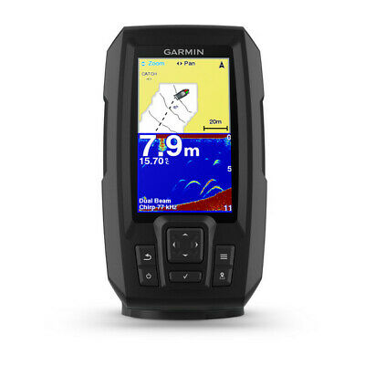 Garmin Striker Plus 4 GPS Fishfinder Echolot Farb-display Fishfinder