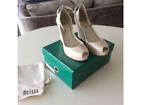 Melissa Patchuli Wedge shoes size 40
