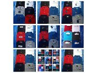 Ralph Lauren Hugo Boss Adidas Superdrey Nike polo Tshirts wholesale (Ozey)