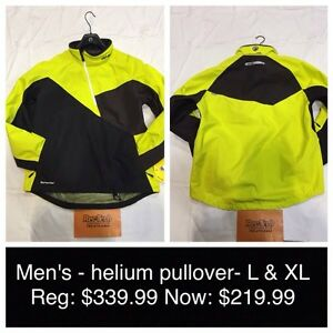 NEW MENS SKI-DOO HELIUM JACKET