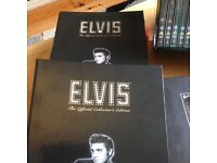 DVs/CDs Elvis Presley Collection