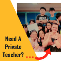 Experienced Private Teacher Available