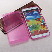Galaxy Note 3 TPU Flip Wrap Up Built-in TOUCH Screen Protector