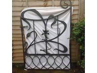 Magnificent metal Gate