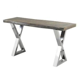 Live Edge Console Table-Live edge furniture Toronto Sale (CA-23)