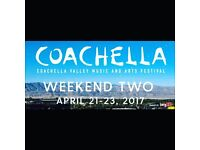 Coachella tickets 2017