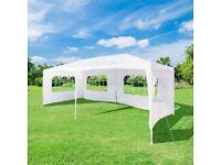 Gazebo party tent ( brand new in box)