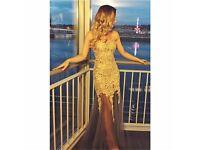 Beautiful Miss Universe Genuine Jovani Dress, US size 2 (UK 6) I am a size 8-10 & fits me perfect!