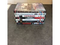 Very rare full collection of Texas chainsaw massacre all 7 films