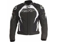 URGENT: RST TRACTECH EVO 2 TEXTILE JACKET WITH RACING HUMP, SIZE L/44