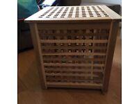 Free ikea hol storage table