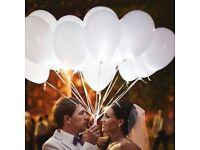 Wedding Led balloons