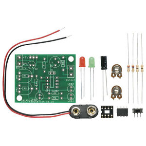 555-Timer-IC-Astable-Electronics-Experiment-Project-PCB-and-Components