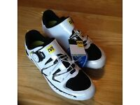 New unworn Mavic ksyrium ultimate cycle shoes