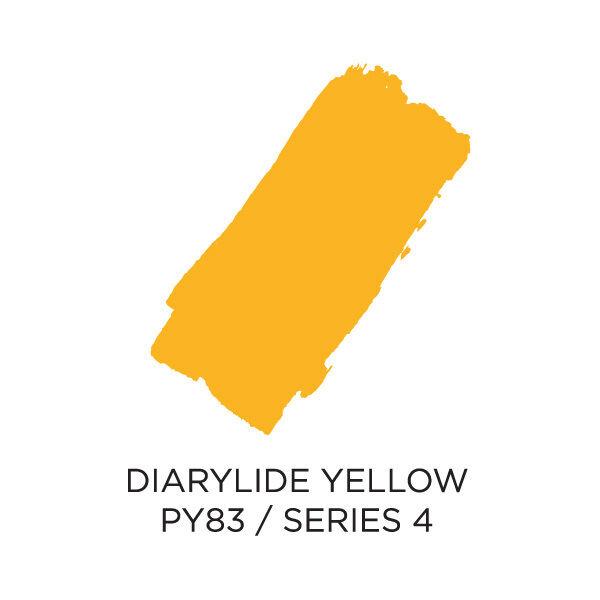 Akua Intaglio Ink 8 Oz Dairylide Yellow