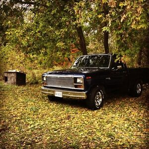 Ford f100 custom