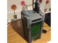 Aqua Vital external filter avex800