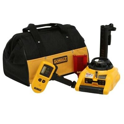 New Dewalt Dw074kd Interior Exterior Self Leveling Rotary Laser W Accessories