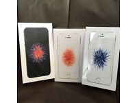 Iphone Se 16gb Gold Grey with warranty