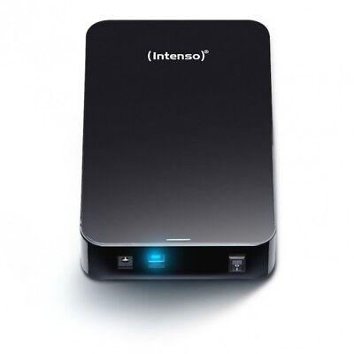 Intenso Memory Center Festplatte 3,5´´ extern, USB 3.0, 4 TB, Schwarz