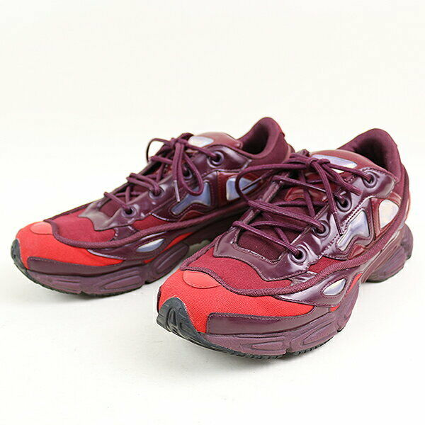 pretty nice 249cb c89cc Details about adidas by RAF SIMONS 18SS OZWEEGO 3 Dad sneakers B22538 Men's  Red 28.5cm