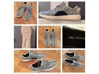 YEEZY BOOST 350 Adidas Turtle Dove Trainers Mens Boys Girls Women Unisex Footwear