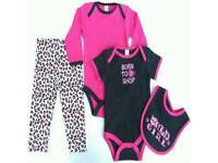 Girls Born To Shop Outfit
