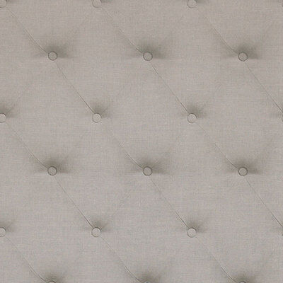 18371 - Riviera Maison Padded Headboard Effect Grey & Silver Galerie Wallpaper for sale  Shipping to Canada