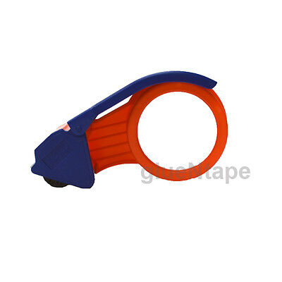 2 Inch Mini Tape Dispenser Cutter Packaging Shipping W Free Roll Of Tape Incld