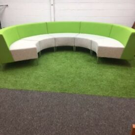 Guialma Modular Curved Reception Modular Seating 5 available