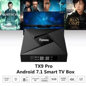 ANDROID BOX 3GB