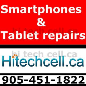 iPhone LCD Screen repair - Samsung LCD Screen repairs