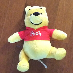Singing Winnie the Pooh stuffie Kitchener / Waterloo Kitchener Area image 1