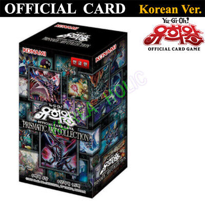 Yu-Gi-Oh Cards Prismatic Art Collection Booster Box Korean Ver. / OFFICIAL CARD