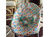 Lovely bright stars baby bouncer