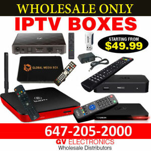 IPTV/OTT Box Wholesale -MAG-BUZZTV-DREAMLINK- AVOV-GLOBAL