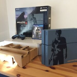 PlayStation 4 Uncharted 4 Limited Edition