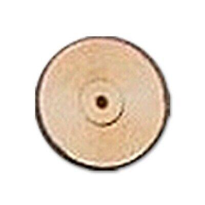 (0,58€/Stück) Block-Seilrolle 12,0 mm Bohrung 1,5 mm, 25er Pack