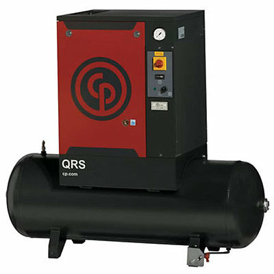 Chicago Pneumatic 7.5-HP 60-Gallon Rotary Screw Air Compressor (230V 1-Phase)