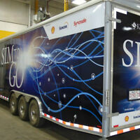 WGP - Vehicle /Trailer / Sled Wraps, Signs, Graphic Design