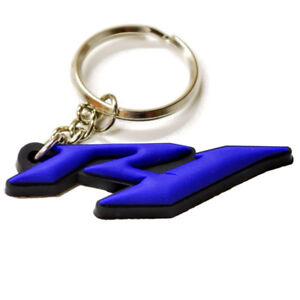 Yamaha YZF R1 YZFR1 Keychain Key Ring Fob Logo Decal…1712