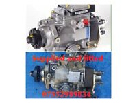 Ford transit 2.0/2.4diesel fuel pumps supply and fitting service