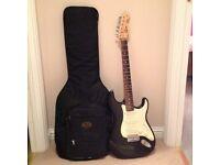 Fender Squier Strat Electric Guitar