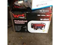 Professional Generator W-8500