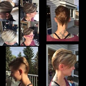 Experienced Hairstylist December promo 20% off services!!! Strathcona County Edmonton Area image 6