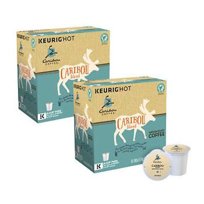 Caribou Coffee, Caribou Mingle, Medium Roast, Keurig K-Cups, 180-Count