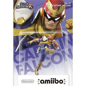 Captain Falcon Amiibo For Sale