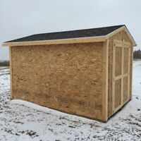 Garden Shed 8x12 new